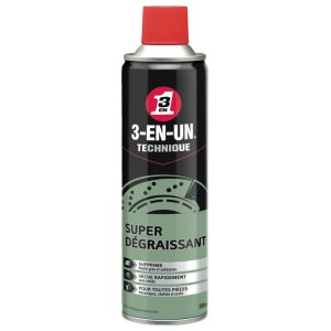 AEROSOL 500ML SUPER DEGRAISSANT  33605