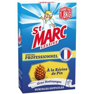 LESSIVE ST-MARC PRO 1,8KG 372730