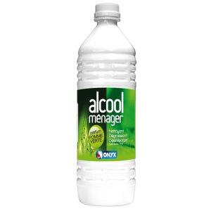 ALCOOL MENAGER POMME VERTE 1L