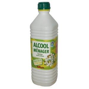 ALCOOL MENAGER CITRON