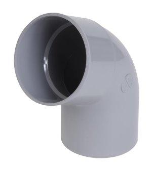 COUDE PVC 67°30 MF D100   UCT6