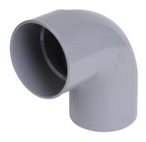 COUDE PVC 87°30 MF D100   UCT8