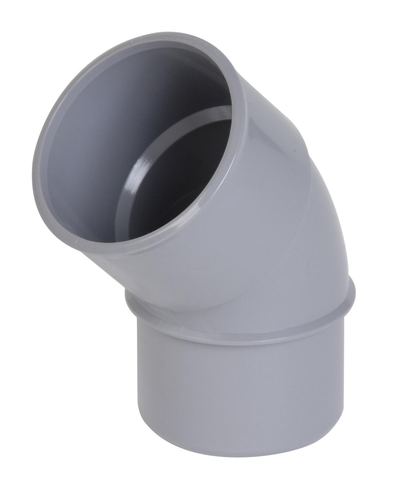 COUDE PVC 45° MF D32     UCF4