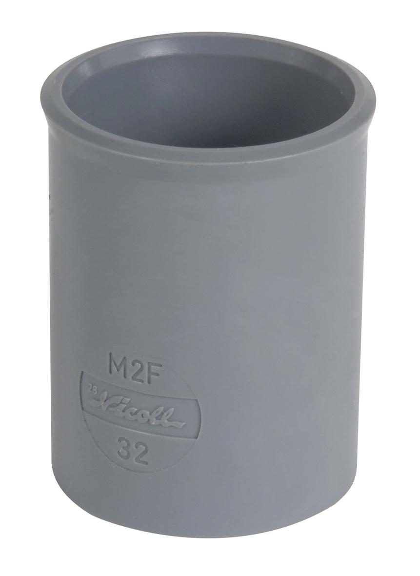 MANCHON PVC FF D32 UM2F